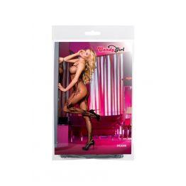 Костюм-сетка Candy Girl, черный, OS 843008
