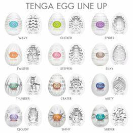 Tenga EGG - II