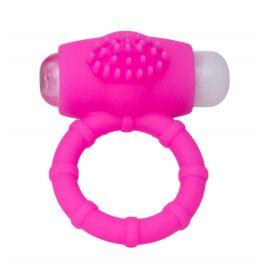 Эрекционное кольцо на пенис TOYFA A-Toys  , Силикон, Розовый, Ø2,5 см 769001