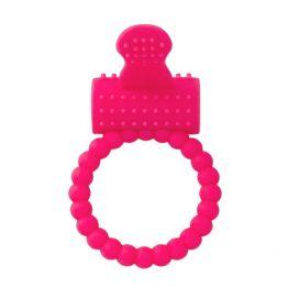 Эрекционное кольцо на пенис TOYFA A-Toys  , Силикон, Розовый, Ø3,5 см 769005