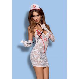 Комплект Medica dress (SM, белый)