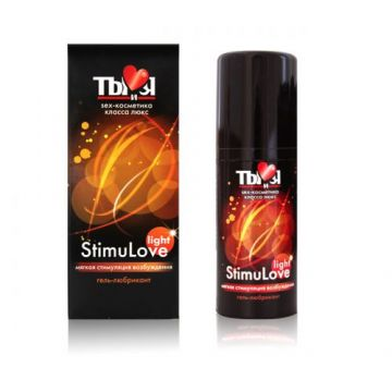 ГЕЛЬ-ЛЮБРИКАНТ Stimulove light флакон - диспенсер 20г арт. LB-70003