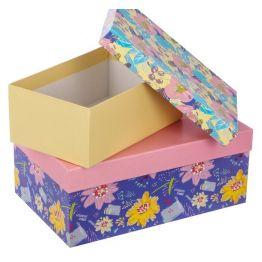 Подарочнаях коробка Мазки, 10