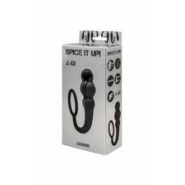 Анальная пробка Spice it up Legend Black 8001-01Lola