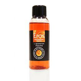 МАСЛО МАССАЖНОЕ EROS EXOTIC (с ароматом персика)  флакон 50 мл арт. LB-13008