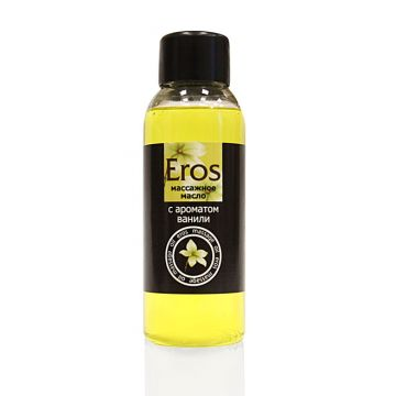 МАСЛО МАССАЖНОЕ EROS SWEET (с ароматом ванили)  флакон 50 мл арт. LB-13009