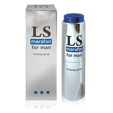LOVESPRAY MARAFON спрей для мужчин (пролонгатор) 18мл арт. LB-18004