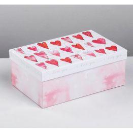 Подарочная коробка Любовь повсюду 7