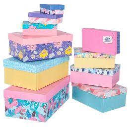 Подарочная коробка Мазки, 1