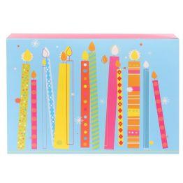Складная коробка С днём рождения, 16 х 23 х 7,5 см