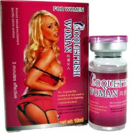 Очень сильный возбудитель для женщин Кокетка Coquettish woman, 6540033
