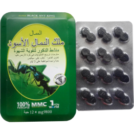 Препарат для повышения потенции Super Black Ant King, SB-7980