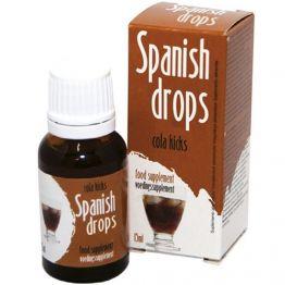 Капли возбуждающие для двоих Spanish Drops Cola Kicks 15 мл., 11500025.3